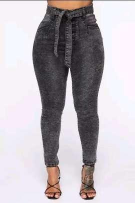 Ladies pencil Jeans image 6