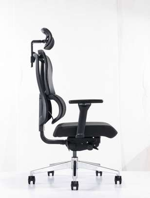 Vintage High Back Mesh Office Chair image 2