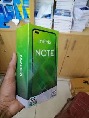 Infinix Note 8 image 1