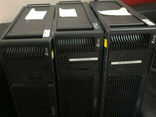 Hp z600 workstation image 2
