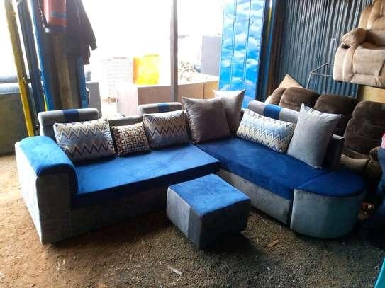 New D corner sofa image 1