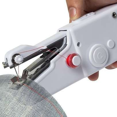 Electric Hand held sewing machine image 1