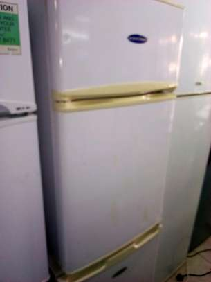 Mini double door fridge image 1