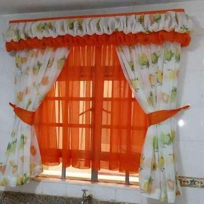 Sewn Designed Curtains and Sheers image 4