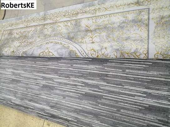 unique elegant nonskid persian carpet 7by10 image 1