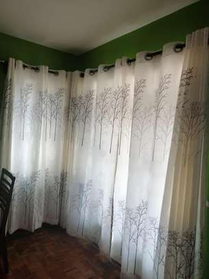 Tree themed curtains image 3