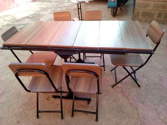 Convertible Table into Shelve image 7