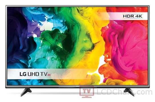 LG 55 Inch Smart 4K TV image 1