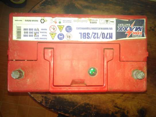 Car Battery image 3