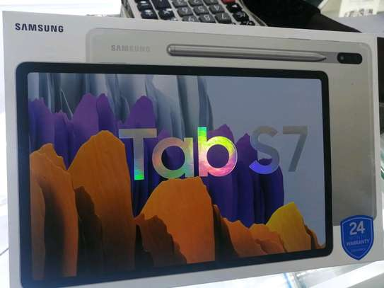 Samsung Tab s7 image 1