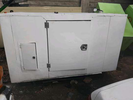 80kva Ex UK power generator for sale and hire