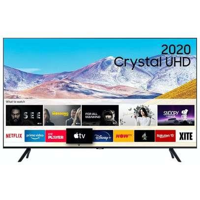 Samsung 43'' Smart Crystal UHD 4K LED TV - UA43TU8000 image 1