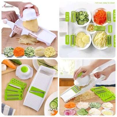 Vegetable slicer/vegetable cutter image 1