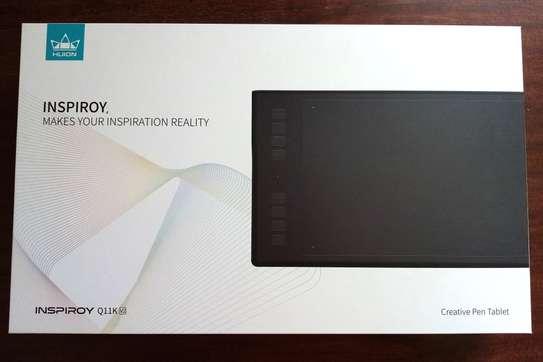 Huion Inspiroy Q11K V2 Pen Tablet (Sale!) image 1