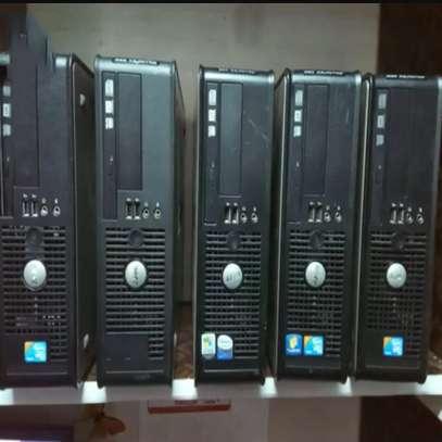 Dell OptiPlex 760  Intel Core 2 Duo (E8400) 2GB Ram and 250GB Hard disk Small Form Factor Desktop Computer CPU