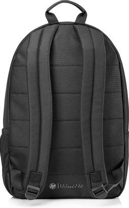 HP 15.6-inch Classic Laptop Backpack, Black - 1FK05AA image 2