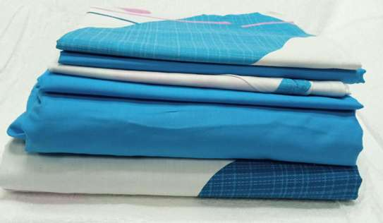 Turkish Pure cotton fitted bedsheets image 4