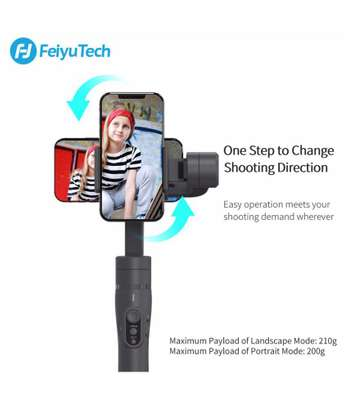 FeiyuTech Vimble 2 Telescopic Handheld Smartphone Gimbal Stabiliser image 4