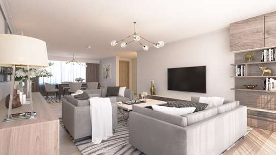 3 bedroom apartment for sale in Kilimani image 5