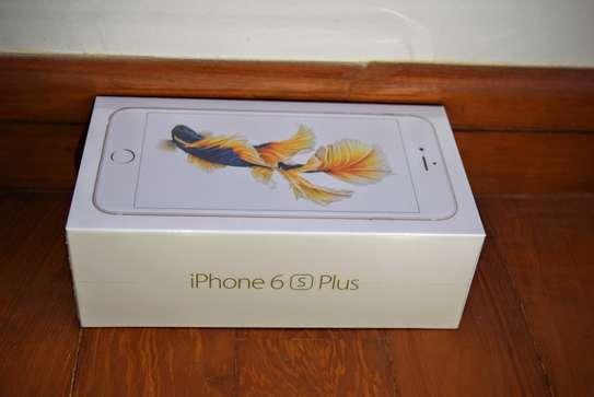 Brand New Apple iPhone 6s Plus 128 GB - Gold image 1