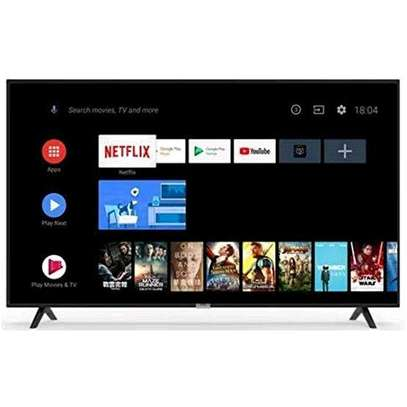 TCL – 32″ Android AI Smart TV – Black image 1