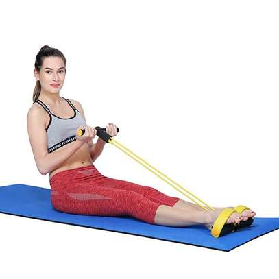 Spike Tummy Trimmer Exerciser for Waist Trimming, Abs Exercise, Bicep for Men and Women image 1