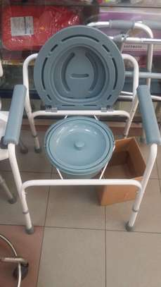 Commode Chair*Heavy Duty*KSh 9000 image 1