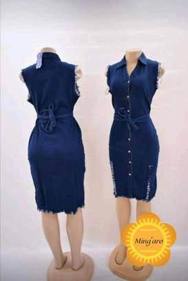 Ladies Jeans dresses image 3