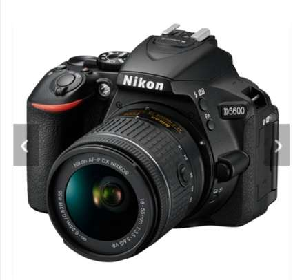 Nikon D5600 DSLR Camera With 18-55mm Lens, Inspire Your Creativity Further image 3