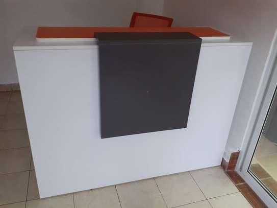 1.4 Meter Reception Desk image 2