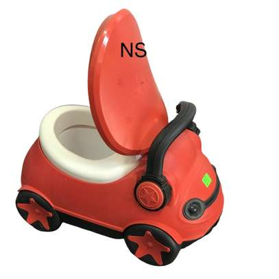 Ride On Style Car Shaped Baby Potty