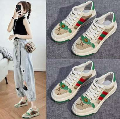 Unisex Gucci Sneakers image 1