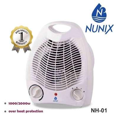 Nunix Portable Fan Room Heater image 1