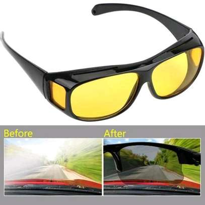 HD DRIVING, CYCLING & TRAVELING SUN GLASSES image 1