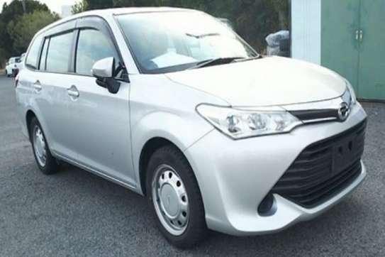 Toyota Fielder image 1