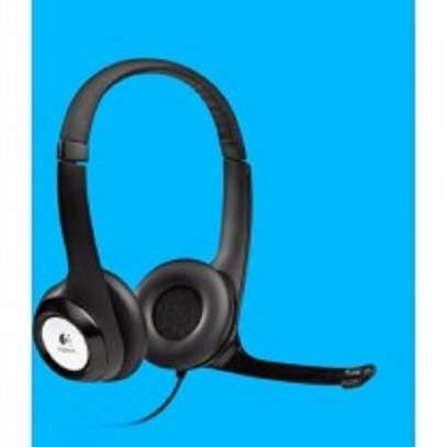 Logitech H390 -USB Headset with Noise-Canceling Microphone image 2
