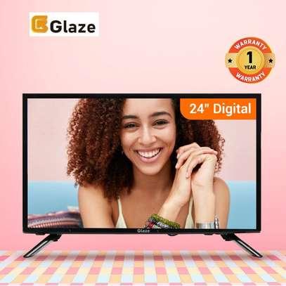 GLAZE 24 Inch Television Digital LED TV image 1