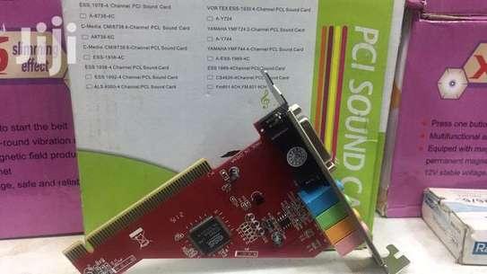 PCI Sound Card image 2