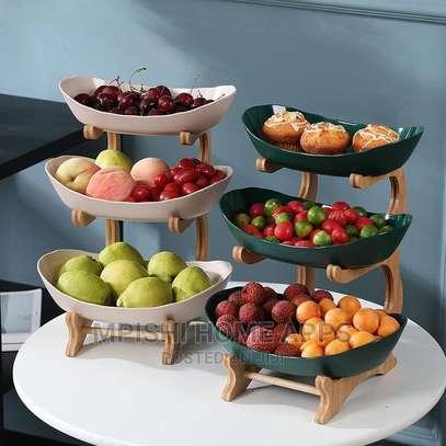 3 Tier Wooden Fruit Rack image 6