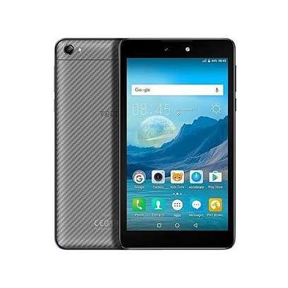 Tecno DroiPad 7D Tablet, 16GB + 1GB RAM - 7.0 - Dual SIM – Grey image 1