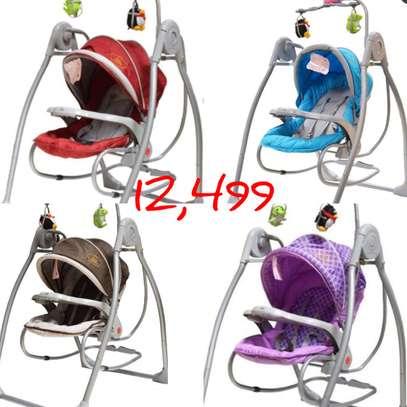 baby swings & Baby Rockers image 7
