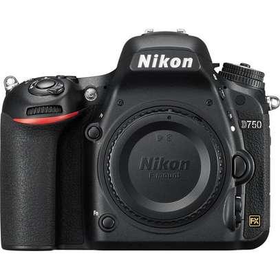 Nikon D750 DSLR Camera (Body Only) image 1