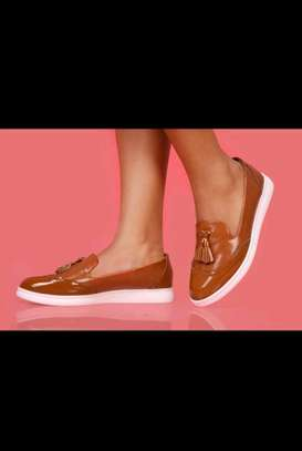 Brown Victoria shoes image 1