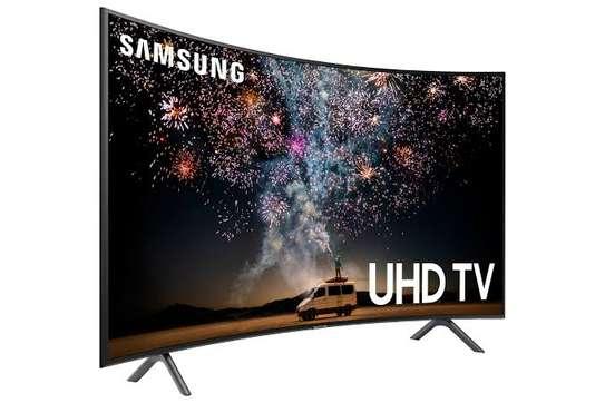 Samsung 55 inches Curved Smart UHD-4K Digital TVs 55RU7300 image 1