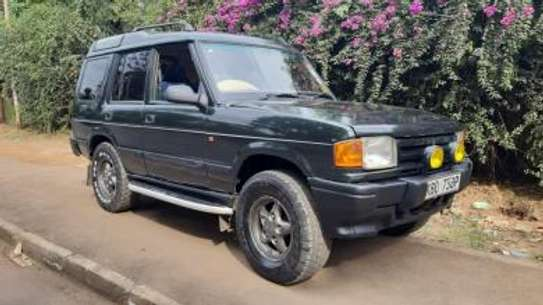 2001 Land Rover Discovery 2 KBD Auto Petrol 4.0 image 8