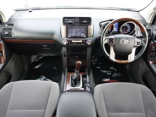 Toyota Land Cruiser Grey in Colour super deal image 5
