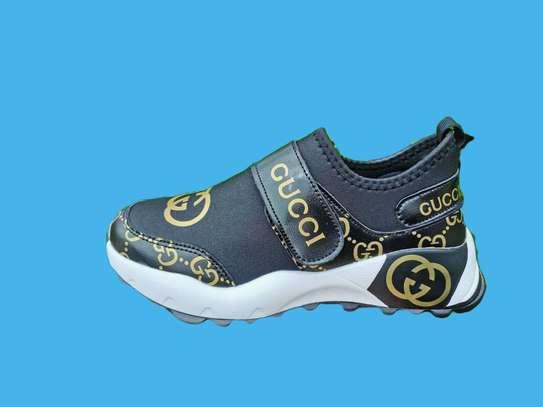 Black Gucci women Sneakers image 2