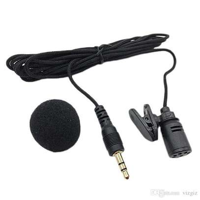 3.5mm Car External Microphone Mic External Bluetooth 1.5M Transmission Universal.