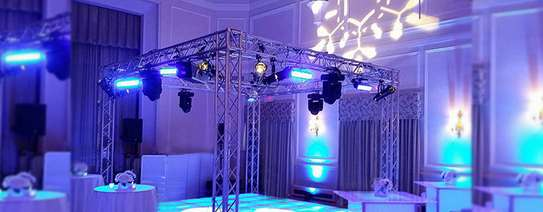Events, Stage Sets, Truss & Lighting Services image 1
