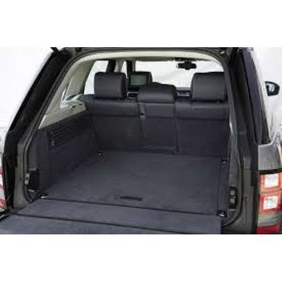 Range Rover 4.4 v8 vogue boot covers image 1
